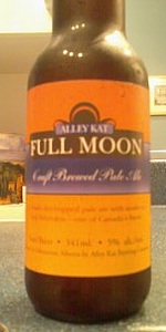 Full Moon Pale Ale