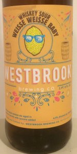 Weisse Weisse Baby - Whiskey Sour