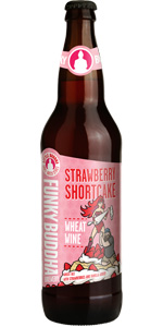 Strawberry Shortcake Wheat Wine