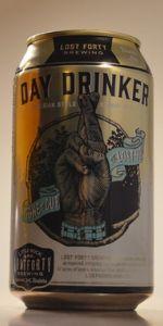 Day Drinker Belgian Style Blonde Ale