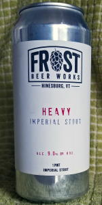 Heavy Imperial Stout