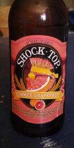 Shock Top Summer Grapefruit