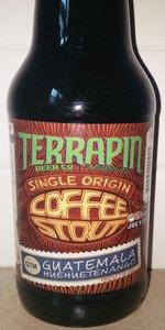 Single Origin Coffee Stout Guatemala Huehuetenango