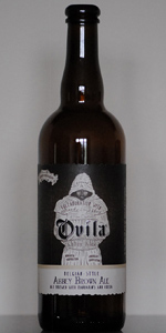 Ovila Abbey Brown Ale With Mandarins And Cocoa