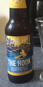 The Hook Grapefruit Session IPA