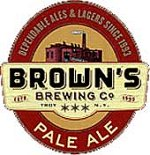 Brown's Pale Ale