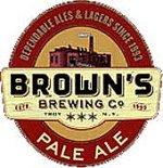 Brown's Pale Ale