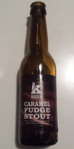 Caramel Fudge Stout