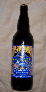 S.O.B. (Special Old Bitter Ale)