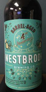 4th Anniversary - Bourbon Barrel-Aged