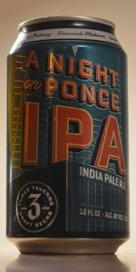 A Night On Ponce IPA