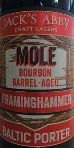 Barrel Aged Framinghammer - Mole
