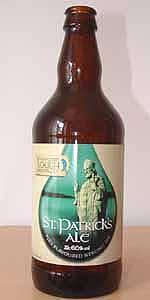 St. Patrick's Ale