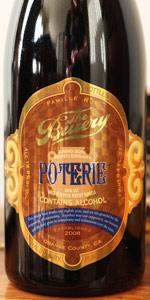 Poterie - Scotch Barrel-Aged