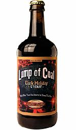 Lump Of Coal Dark Holiday Stout
