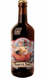 Santa's Butt