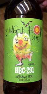 Single Hop Imperial IPA (HBC-291)
