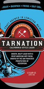 Tarnation Maine Lager