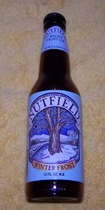 Nutfield Winter Frost Ale