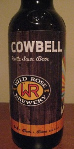 Cowbell Kettle Sour