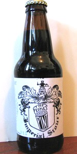 The People's Pint Imperial Stout