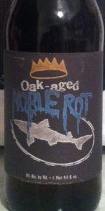 Oak Aged Noble Rot