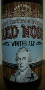 Red Nose Winter Ale