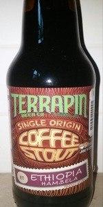 Single Origin Coffee Stout Ethiopian Hambela