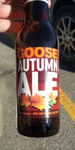 Goose Autumn Ale