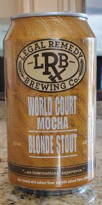 World Court Mocha Blonde Stout