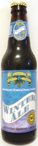 Winter Ale Special Edition 2004-05