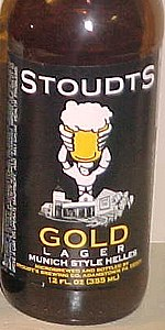 Stoudt's Gold Lager