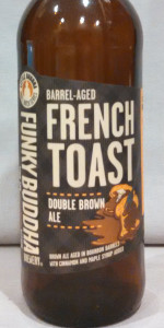 French Toast (Heaven Hill Barrel Aged)