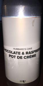 Pot De Creme -Chocolate Raspberry