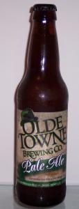 Olde Towne Pale Ale