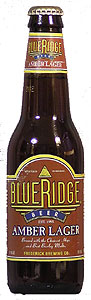 Blue Ridge Amber Lager