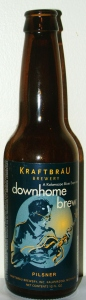 Kraftbräu Downhome Brew Pilsner