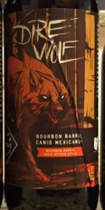 Bourbon Barrel Canis Mexicanus