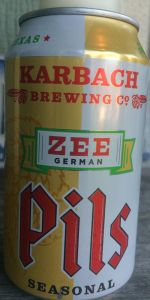 Zee German Pils