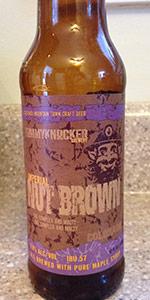 Imperial Nut Brown Ale