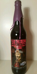 Vlad The Second Order Of The Dragon Bourbon Barrel-Aged Stout With Coffee