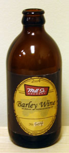 Mill Street Barley Wine (2004-2005)