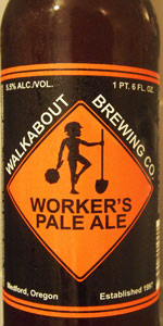 Worker's Pale Ale
