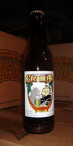 Valley City Cream Ale