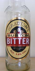 Burton Best Bitter