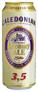 Caledonian Creamy Ale