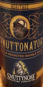 Smuttynose S'muttonator (Big Beer Series)
