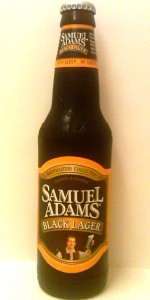 Samuel Adams Black Lager