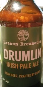 Drumlin Irish Pale Ale