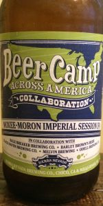 Beer Camp Across America - Moxee-Moron